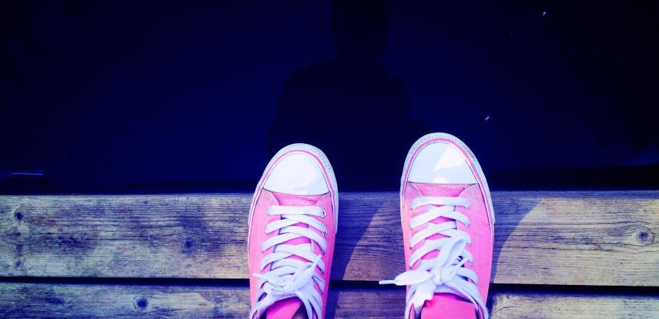 sneaker girl and future